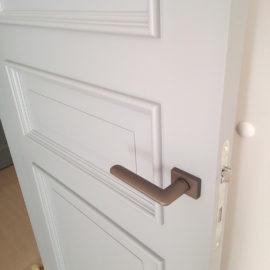 Drzwi płycinowe D4